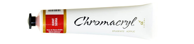 Chromacryl Student 75ml Acrylic Tube