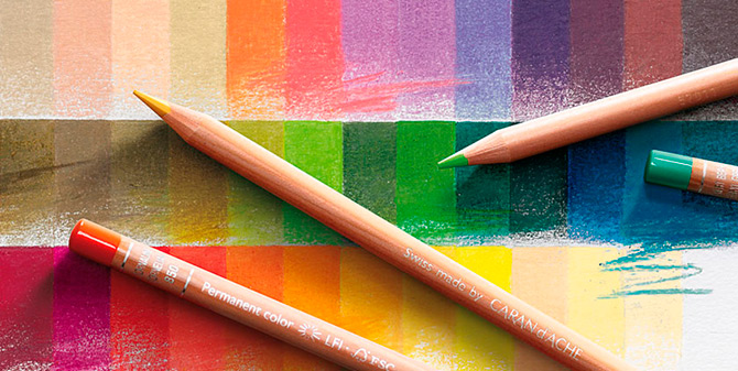 Luminance Individual Pencils